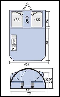 jamet vouwwagen dakota outdoor as 2016